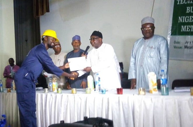 FG Empowers 99 Youths on Technical Capacity Building in Metal Sector