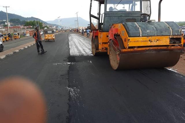 Reconstruction of Lokoja Township Roads Progressing Appreciably – Ohere